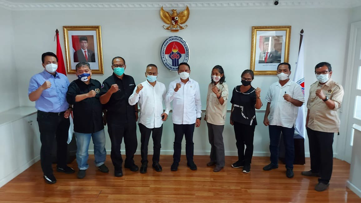 Menpora Dukung Pelaksanaan Ekspedisi JKW Keliling Nusantara