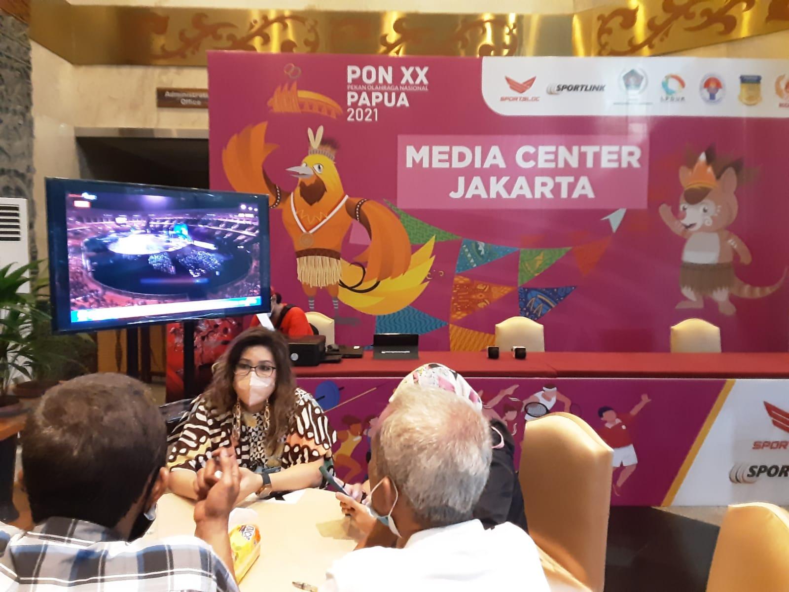 PON XX Papua Resmi dibuka Presiden Joko Widodo